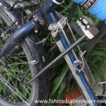 Bügelschloss - Fahrrad Diebstahlschutz
