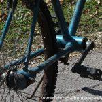 Fahrrad mit Kardanantrieb