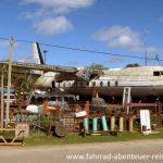 Schrotthandel in Uruguay