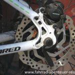 Fahrrad Scheibenbremse