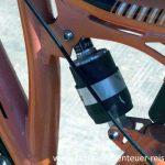 Fahrrad Federung