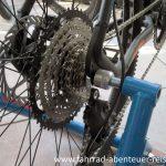 Fahrrad Kettenschaltung - Kettenschaltung Nabenschaltung oder Tretlagerschaltung