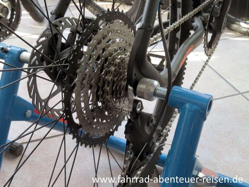Fahrrad Kettenschaltung – Bedienung, Einstellung, Wartung