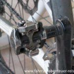 Klickpedale Fahrrad