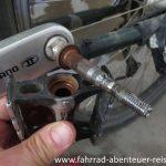 Pedallager Wartung - Fahrrad leichgängiger machen