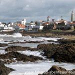 Punta del Este in Uruguay Küste