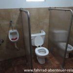 Toiletten in Argentinien