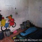 Schlafraum Casa Ciclista Pingüi