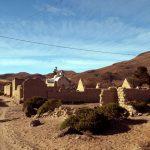 Jirira Bolivien Lehmhäuser