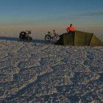 Zelten Salar de Uyuni