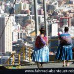 Cholitas in Bolivien