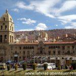 La Paz Basilica de San Francisco