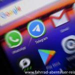 Messenger Dienst mit Datenschutz