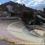 Oruro Freilicht-Theater Luis Mendizabel Santa Cruz