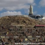 Virgen de la Candelaria Oruro Bolivien