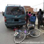 Fahrradunfall vermeiden