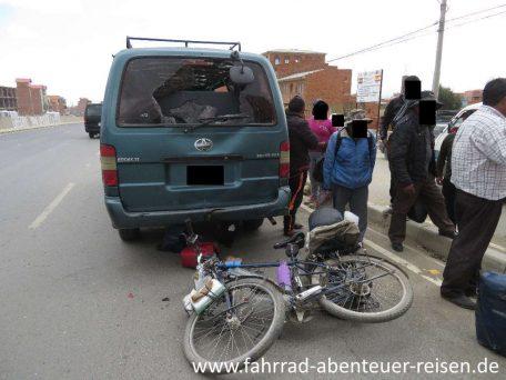 Fahrradunfall vermeiden – mehr Verkehrssicherheit für Radfahrer