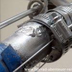 Halter Schaltzüge Reparatur