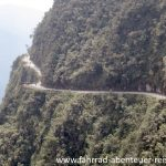 Yungas Road Bolivien