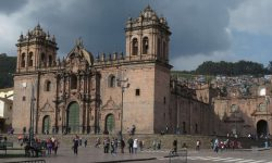 Basilika Cathedral del Cusco in Peru