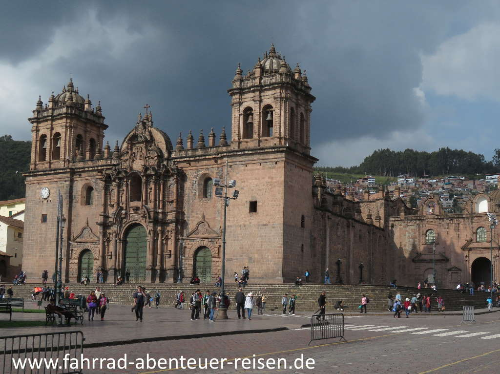 Cusco in Peru – die Sehenswürdigkeiten