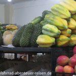 Obst in Ecuador
