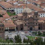 Iglesia de la Compania de Jesus - Cusco in Peru