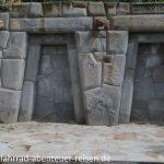 Inka Ruinen in Peru