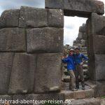 Saqsaywaman Inka Ruinen