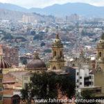 Bogotá in Kolumbien