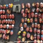 Masken für die Munecas