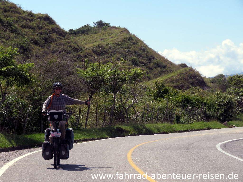 Tipps für Radreisen in Kolumbien
