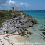 Tulum Maya Ruinen