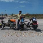 37000 km auf Radreise