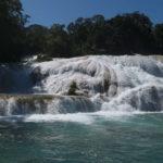 Agua Azul Wasserfälle in Mexiko