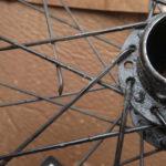 Fahrrad Speichenbruch