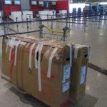 Fahrradkartons für Flüge