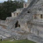 Edzná - Maya Tempel in Mexiko