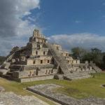 Edzná - Maya Ruinen in Mexiko