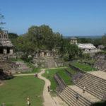Palenque - Maya Ruinen in Mexiko