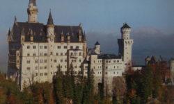 Deutsche Alpenstraße - Schloss Neuschwanstein
