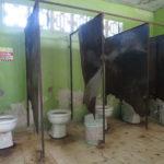 Toiletten in Mexiko - zum Glück nicht immer so