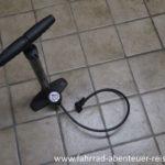 Standpumpe - Fahrrad Luftpumpe