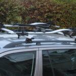 Fahrradträger für Dachgepäckträger