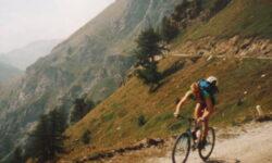 Stress abbauen mit Fahrrad fahren