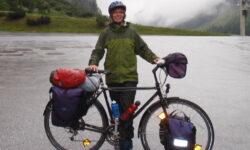 Fahrrad Regenjacke