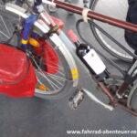 Verpflegung auf Radreisen