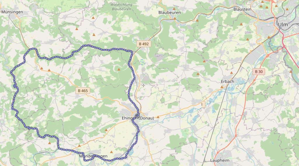 Alb-Donau-Kreis-Radtour 10