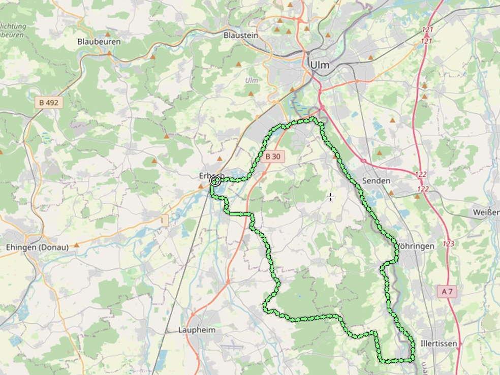 Alb-Donau-Kreis-Radtour 12