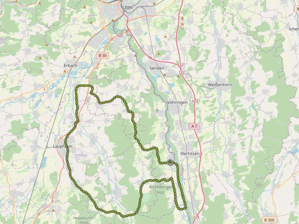 Alb-Donau-Kreis-Radtour 13